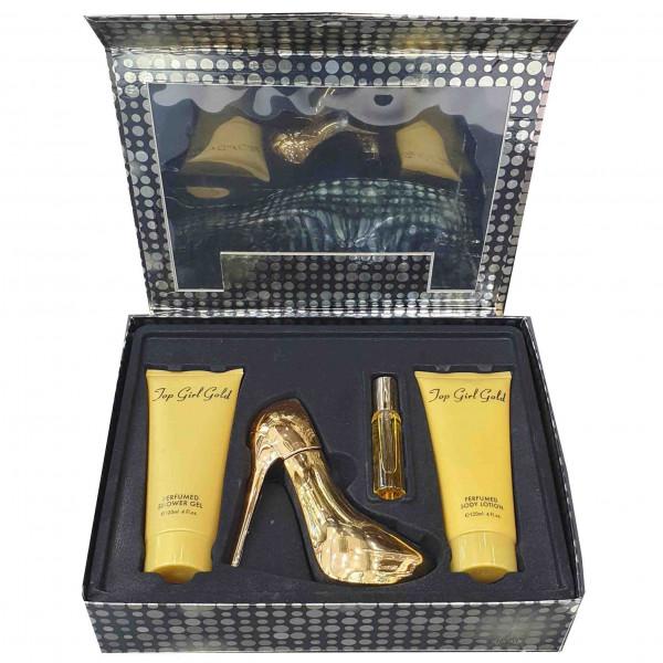 """Parfum-Set für Damen """"Top Girl Gold"""" (4)"""
