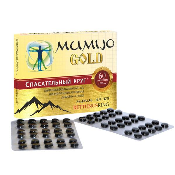 """Mumijo """"Gold"""", 60 Tabl."""