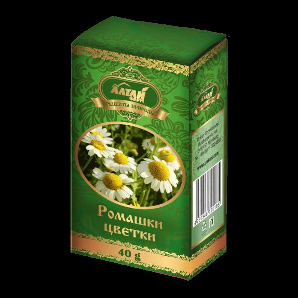 Kamillenblüten (Romaschki cvety)