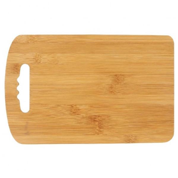 Holzbrett aus Bambuk, 34х23,5х0,8 cm