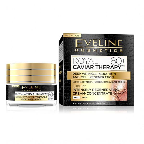 "Eveline - ""Caviar Therapy"" Gesichtscreme, 60+"
