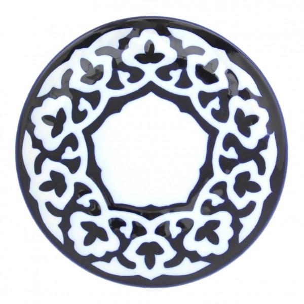 """Teller-Tablett """"Pachta"""" aus Porzellan, 25 cm"""