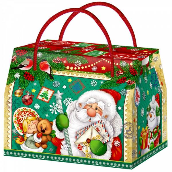 """Geschenkbox """"Pole Tschudes"""" bis 0,8 kg"""