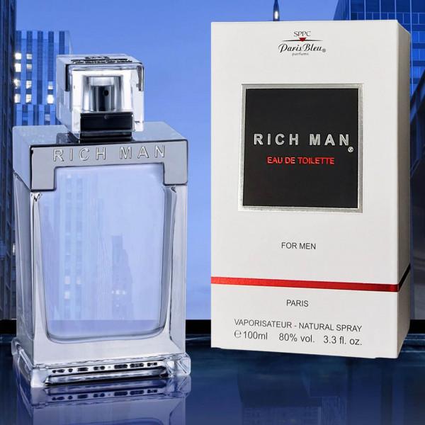 """Parfum für Herren """"Rich Man"""""""