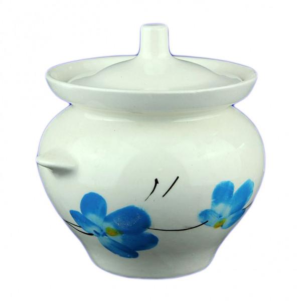 Keramiktopf, 500 ml, Set aus 6 St.