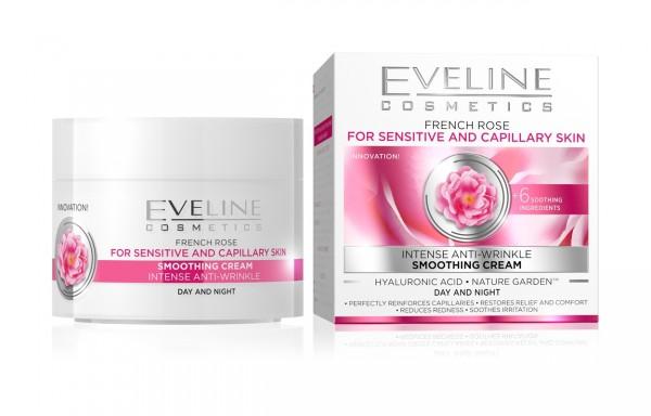"Eveline - ""French Rose"" Gesichtscreme"