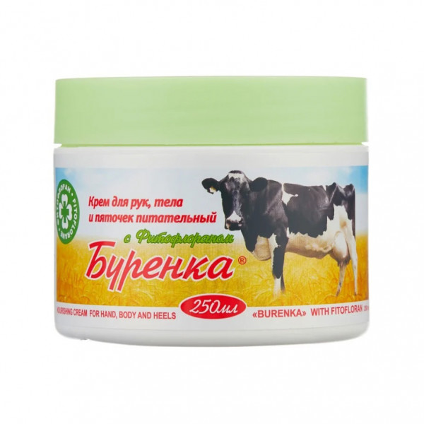 "Horse Force - Körpercreme ""Burjonka"", 250 ml"