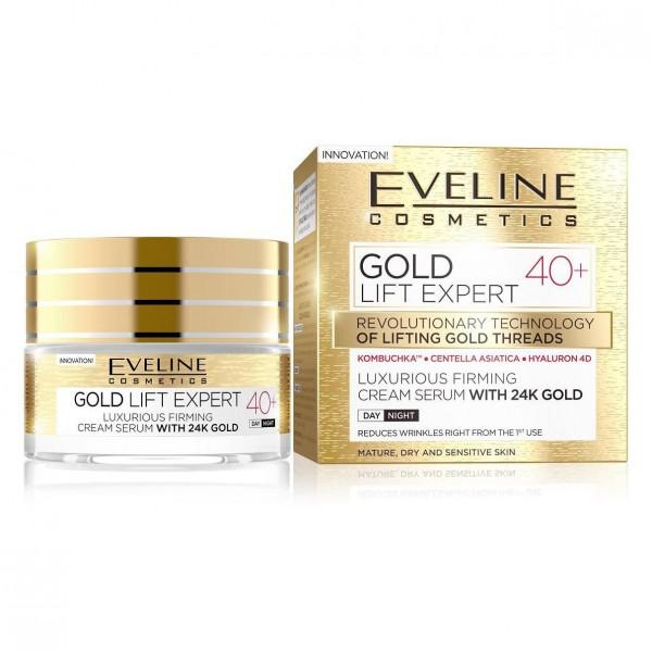 "Eveline - ""Gold Lift Expert"" Gesichtscreme"