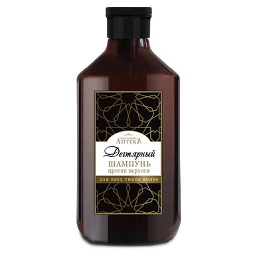 "Babuschkina Apteka - Shampoo ""Degtjarnyj"", 350 ml"