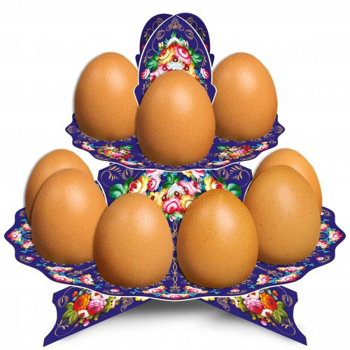 """Tablett für 12 Ostereier """"Jestowo"""" aus Karton"""