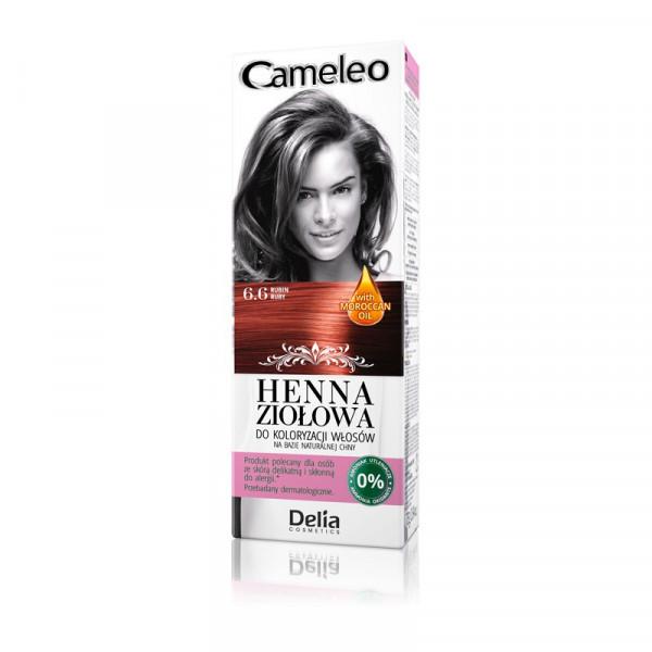 """Cameleo"" Henna Creme, 6.6 Ruby"
