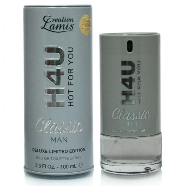 "Parfum für Herren ""Hot for you H4U. Classic"""