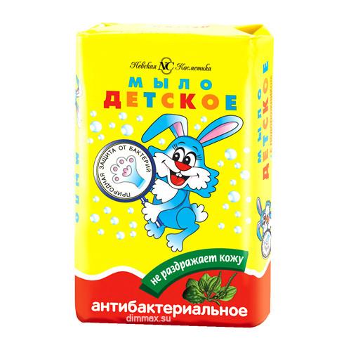 "Seife ""Nevskaya Kosmetika"", ""Hase"", antibakteriell, 90 g"