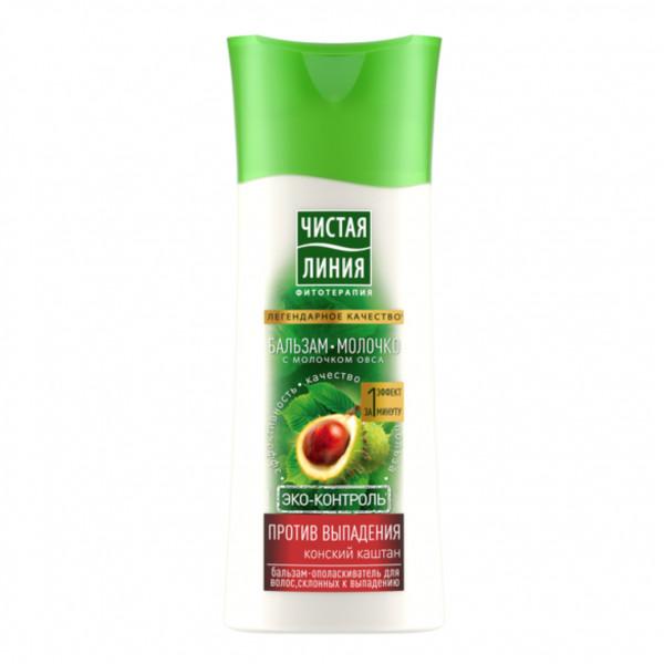Saubere Linie - Haarbalsam, 230 ml, gegen Haarausfall