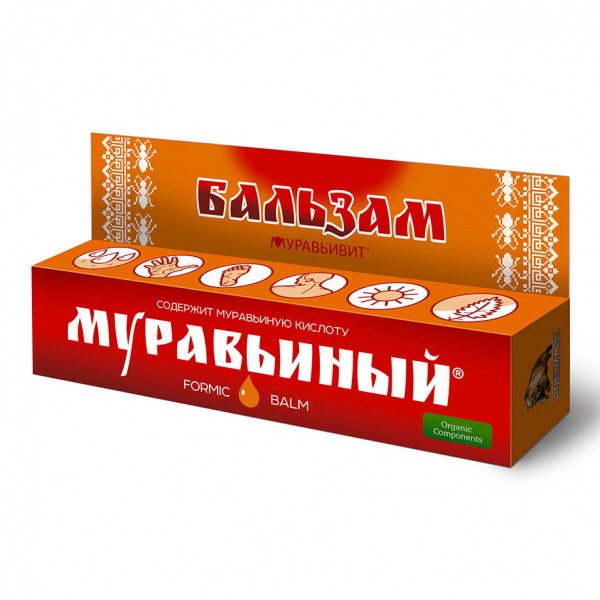 """Muravjivit"", Ameisenbalsam, 44 ml"