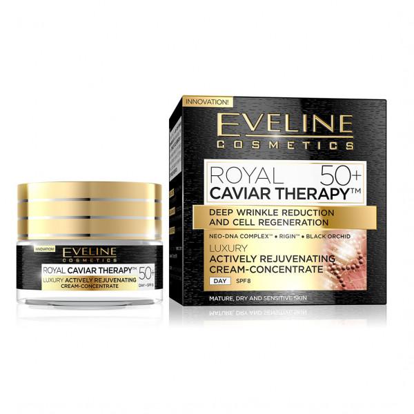 "Eveline - ""Caviar Therapy"" Gesichtscreme, 50+"