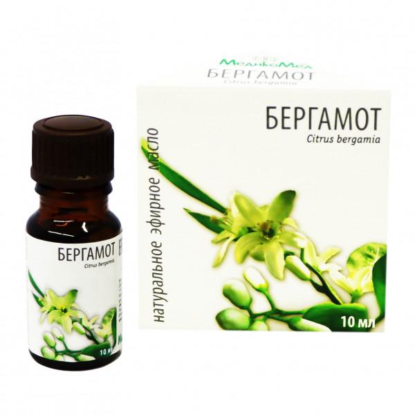 Ätherisches Bergamottenöl, 10 ml