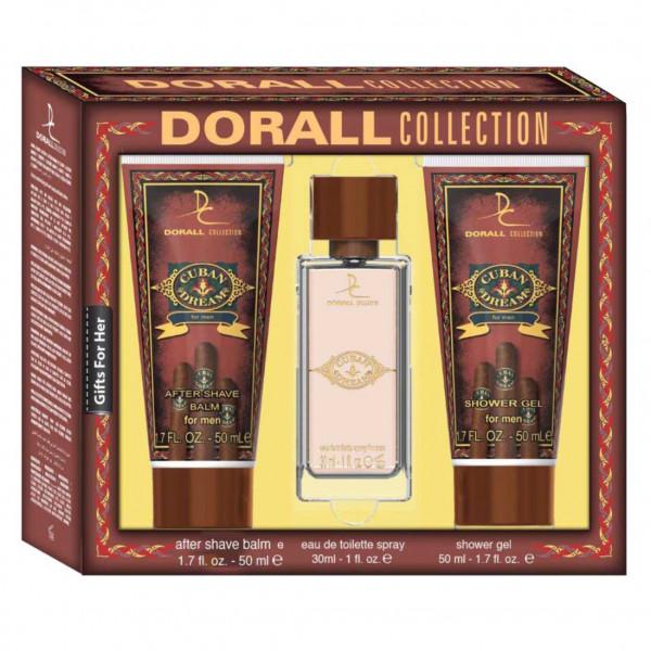"""Parfum-Set für Herren """"Cuban Dream"""" """"Dorall Collection"""" (3)"""