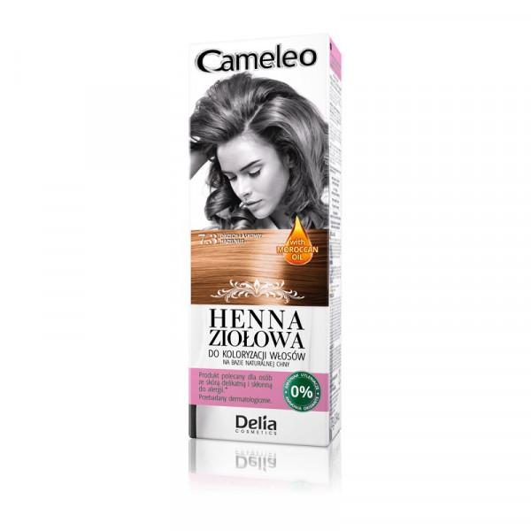"""Cameleo"" Henna Creme, 7.3 Nuss"