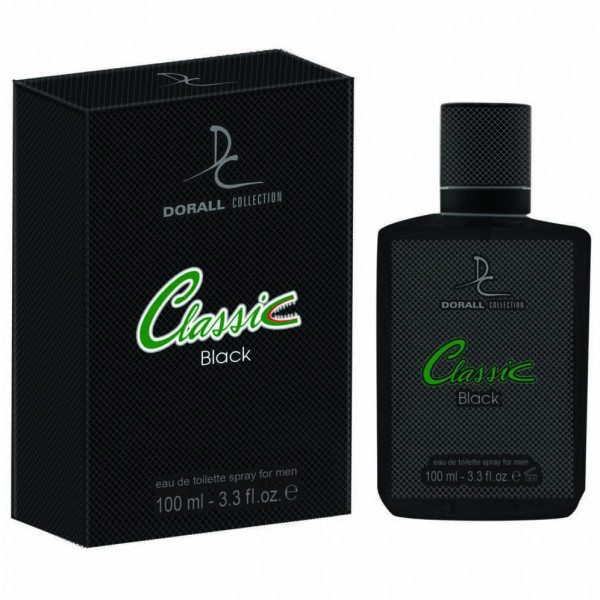 "Parfum für Herren ""Classic"" Black"