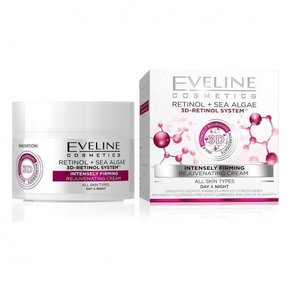 """Eveline - """"3D Retinol"""" Gesichtscreme"""