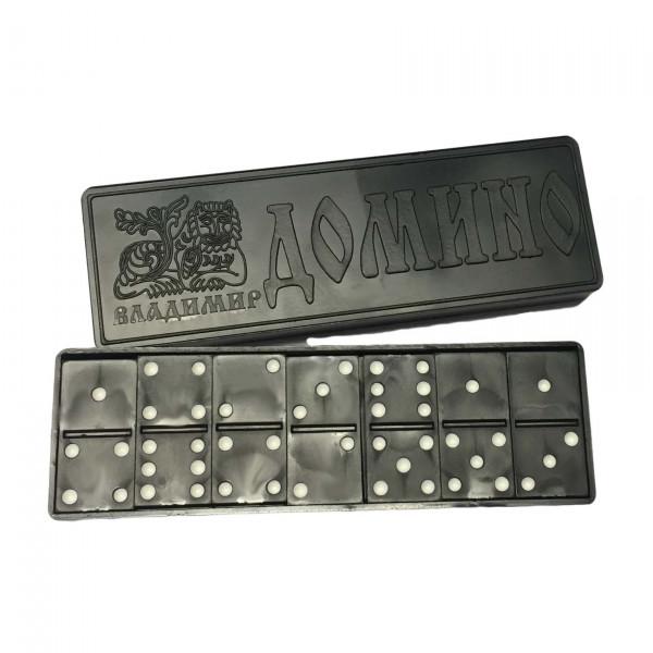 """Brettspiel """"Domino"""" in Plastikbox, 15х5х3 cm"""