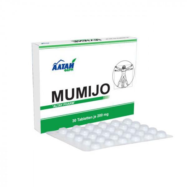 """Mumijo """"Altaj"""", 30 Tabl."""