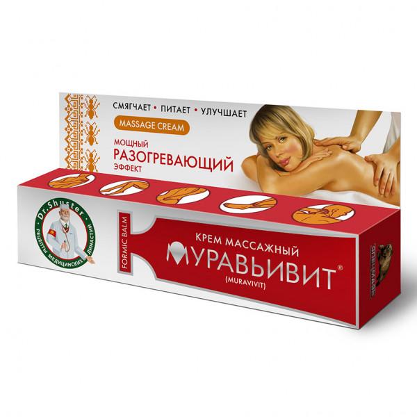 """Muravjivit"", Massagecreme, 44 ml"