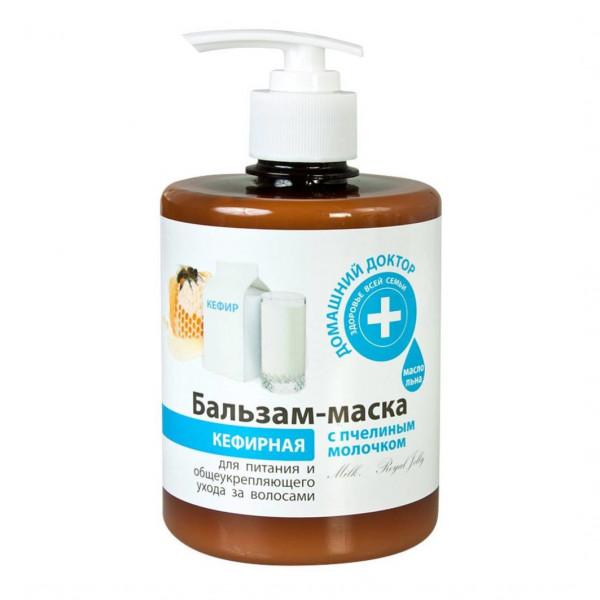 """Domaschnij Doktor"", Balsam-Maske, ""Kefirnyj"", 500 ml"