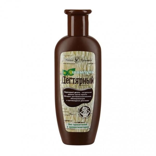 "Nevskaja Kosmetika - Shampoo ""Degtjarnyj"", 250 ml"