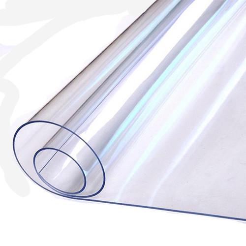 "Tischdecke PVC ""Crystal"", 0,2mm/140cm/30m"