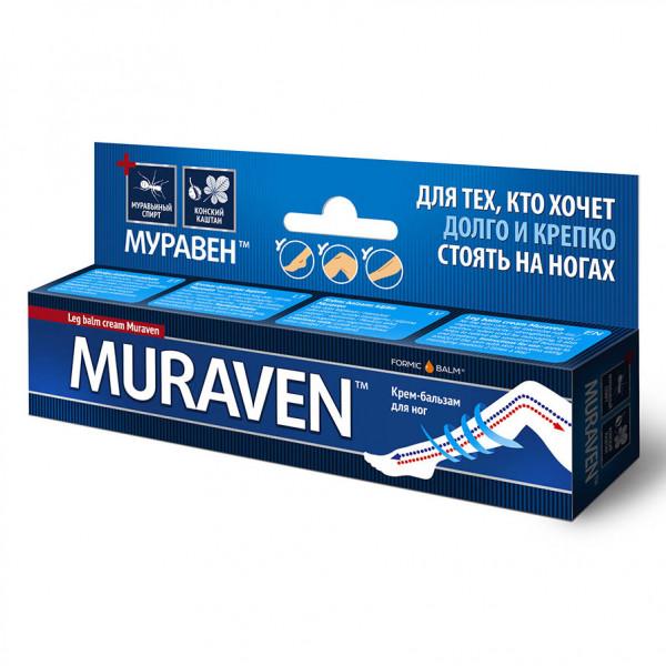 """""""Muraven"""", Gel-Balsam für die Beine, 44 ml"""