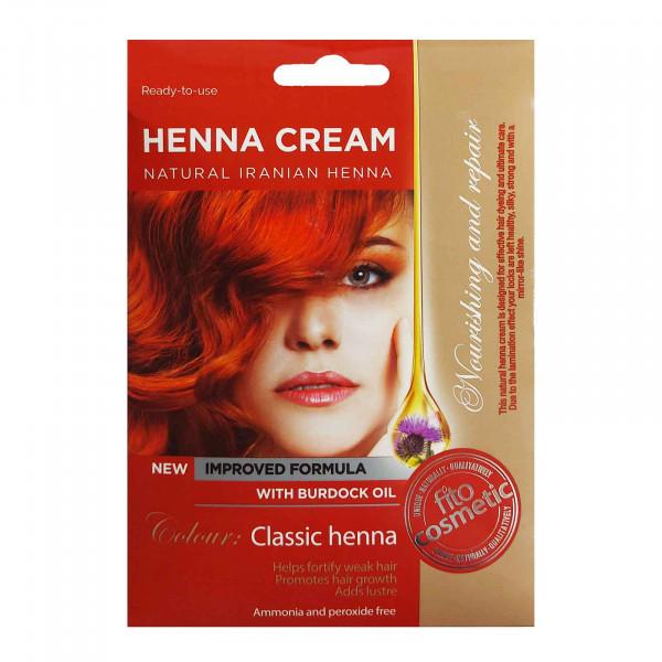 """Fito Cosmetic"" - Henna Cream, Classic Henna"