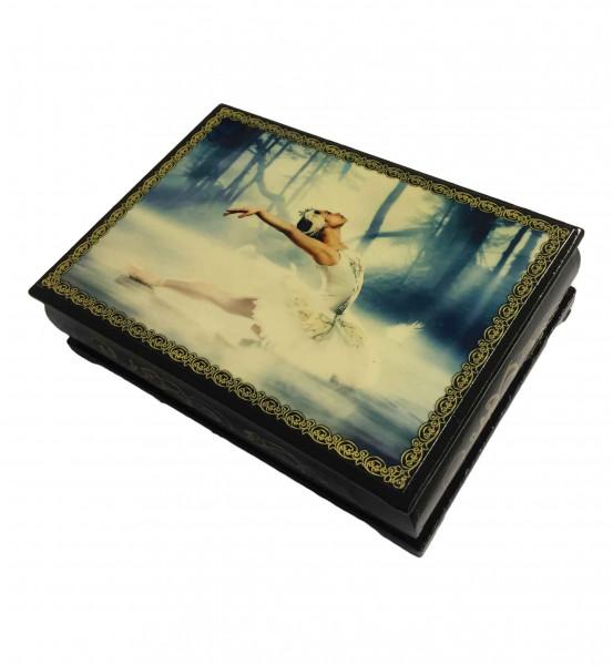 """Souvenir Schatulle """"Ballette"""", 14х10х4 cm"""