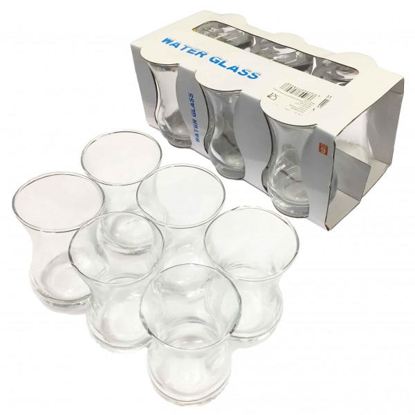 Set aus 6 Gläser, 110 ml