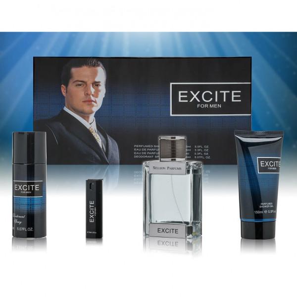 """Parfum-Set für Herren """"Excite"""""""