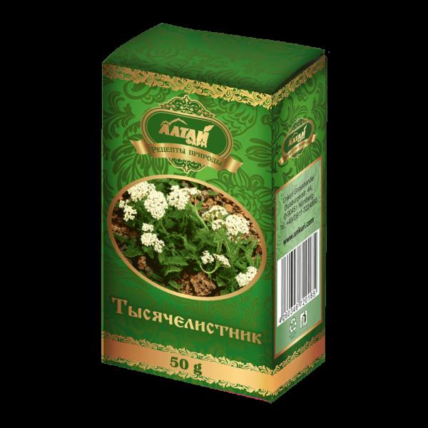 Schafgarbenkraut (Tysjatschelistnik)