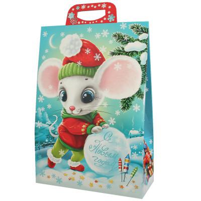 """Geschenkbox """"Maus"""", bis 2 kg"""