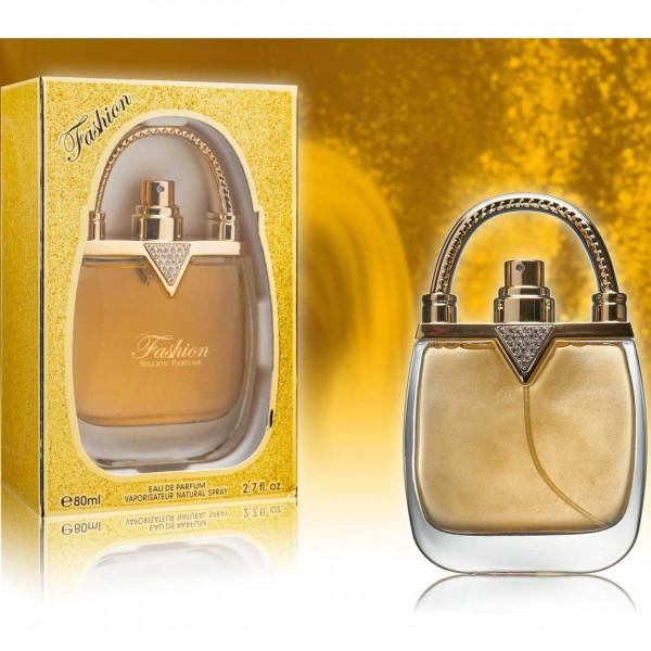 """Parfum für Damen """"Fashion Sellion Parfums"""" (Gold)"""