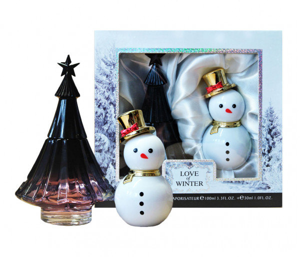 "Parfum-Set ""Love of Winter"""