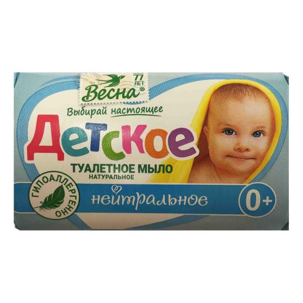 """Seife für Kinder, """"Wesna"""", Neutral, 90 g"""