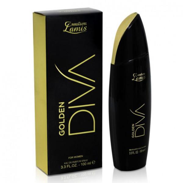 """Parfum für Damen """"Golden Diva"""""""
