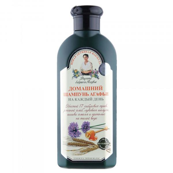 "Oma Agafja - Shampoo mit 17 Kräuter "", ""Аn jedem Tag"", 350 ml"