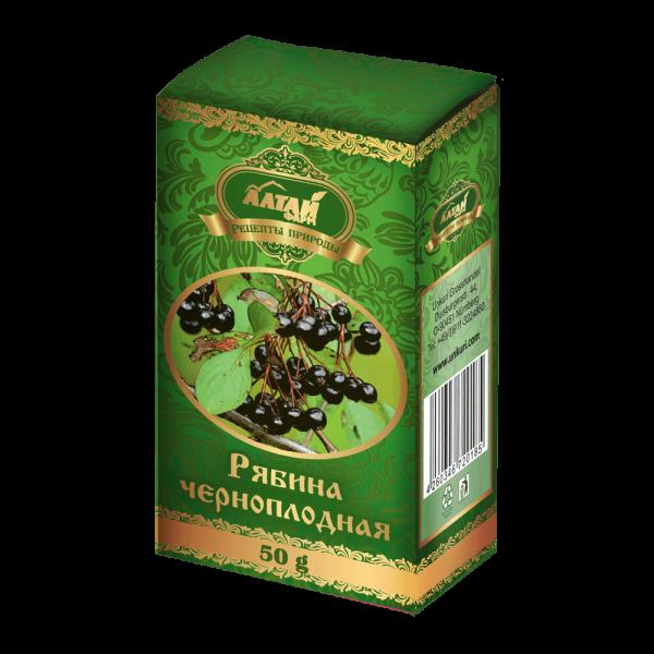 Aroniafrüchte (Rjabina)