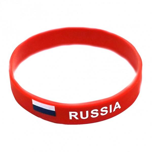 """Armband """"Fussball"""", silikon"""