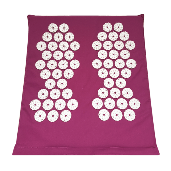 Akupunkturmatte für Füße, 36х32 cm
