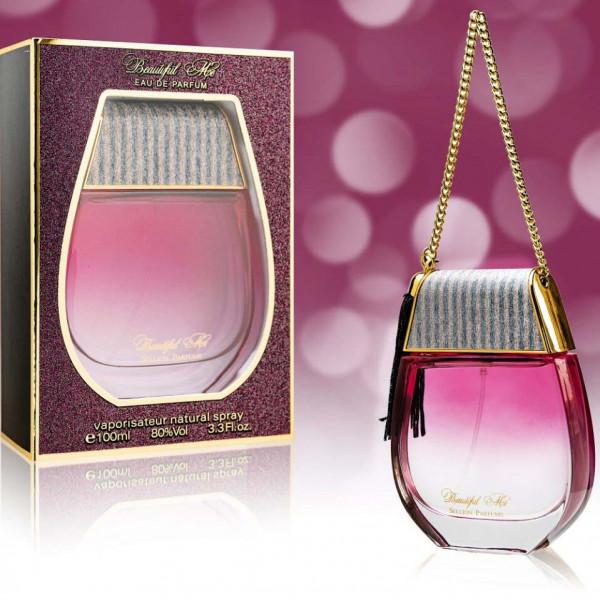 "Parfum für Damen ""Beautiful Me"" (Rose)"