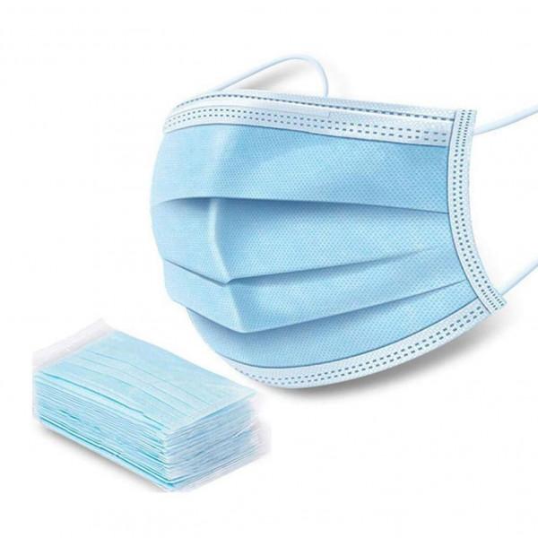 Mundschutzmasken (50 st. in Box)