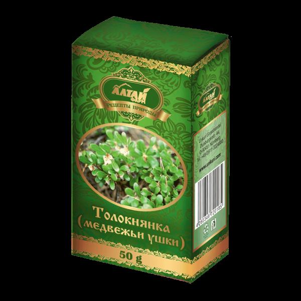 Bärentraubenblätter (Medvezhji ushki)