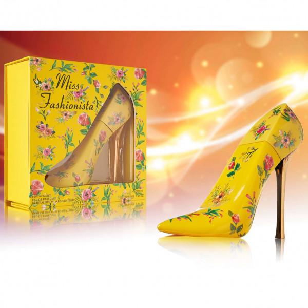 """Parfum für Damen """"Miss Fashionista"""", gelb"""